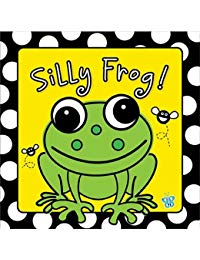 Silly Frog Bath Book