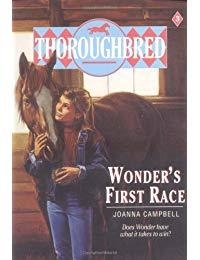 Thoroughbred #03 Wonder's First Race