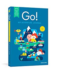 Go! (Blue): My Adventure Journal