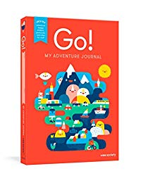 Go! (Red): My Adventure Journal
