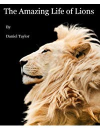 LIONS: A Children's Picture Book about the Amazing Life of Lions