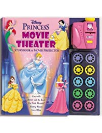 Disney Princess Storybook and Movie Projector