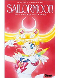 SAILOR MOON T10 - SAILOR SATURNE