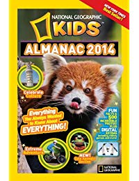National Geographic Kids Almanac 2014, Canadian Edition