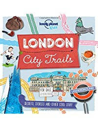 Lonely Planet City Trails - London 1st Ed.