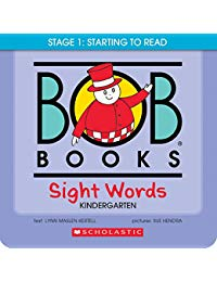 Bob Books: Sight Words Kindergarten Set