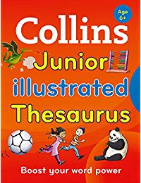 Collins Junior Illustrated Thesaurus Second Edition