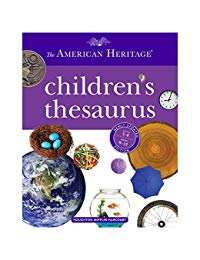 The American Heritage Children's Thesaurus
