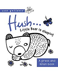 Hush ... Little Bear is Sleeping: A press and listen book