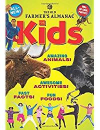 Old Farmer's Almanac 2018 Kids Volume 7