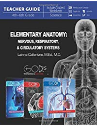 Elementary Anatomy: Nervous, Respiratory, & Circulatory Systems Teacher Guide