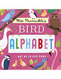 Mrs. Peanuckle's Bird Alphabet