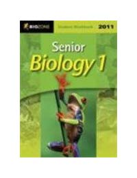Senior Biology 1: Student Workbook