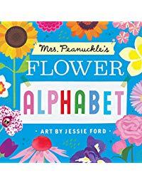 Mrs. Peanuckle's Flower Alphabet