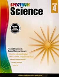Spectrum Science, Grade 4