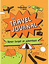 Lonely Planet My Travel Journal 1st Ed.