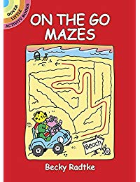 On the Go Mazes