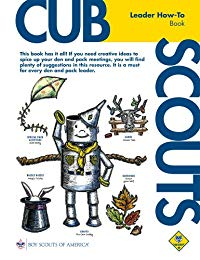 Cub Scouts Leader How To Book