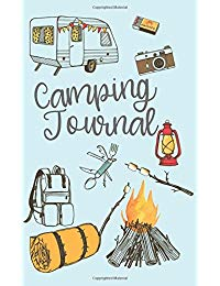 Camping Journal: Camping Notebooks & Accessories (Summer Journal With Prompts) 7