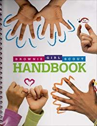 Brownie Girl Scout Handbook