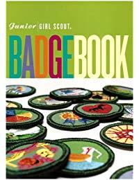 Junior Girl Scout Badgebook