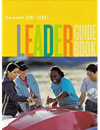 Junior Girl Scout Leader Guide Book
