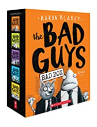 The Bad Guys (Books 1-5) (Box Set)