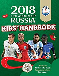 2018 Fifa World Cup Russia Kids' Handbook