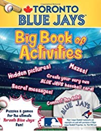 Toronto Blue Jays: The Big Book of Activities