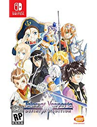 Tales of Vesperia - Nintendo Switch
