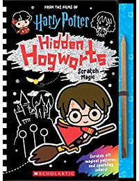 Harry Potter: Hidden Hogwarts: Scratch Magic