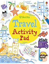 Travel Activity Pad